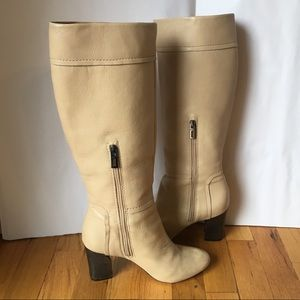 SCHUTZ Leather Boots Size 7.5